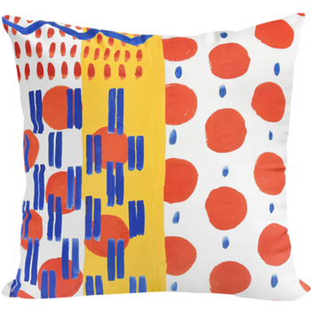 O2 Combination Cushion by Sara Plantefève-Castryck