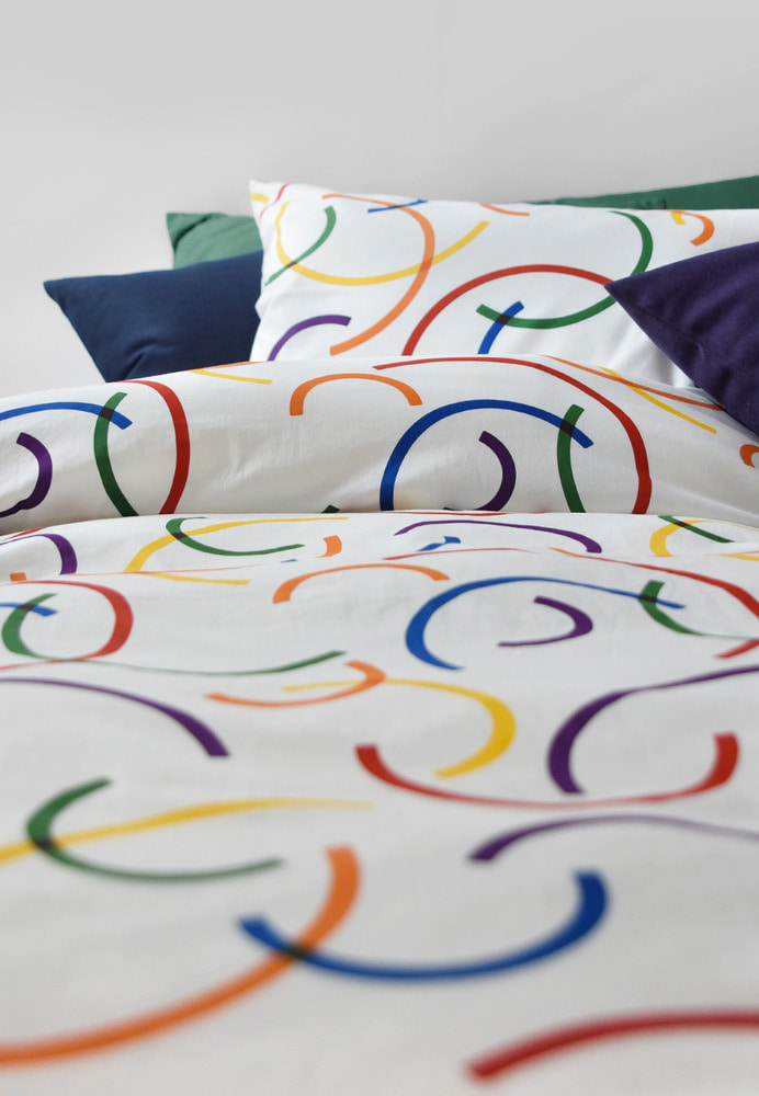 Bedding Set Danke Rainbow