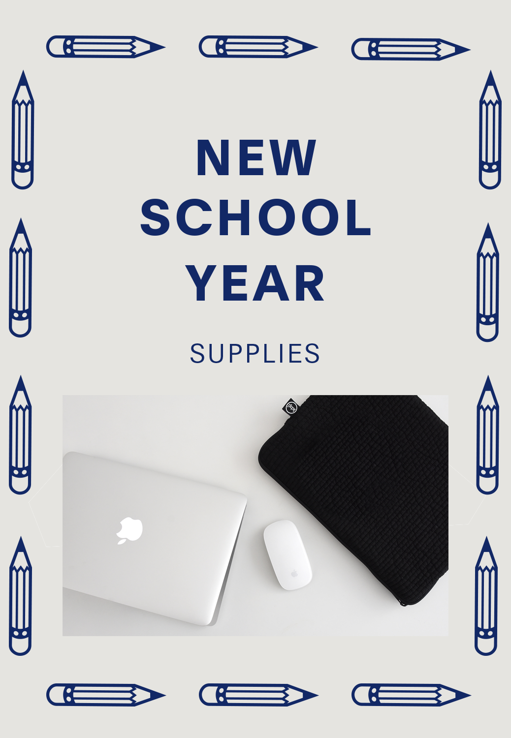 2019 New School Year Promotion