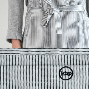 Long Apron Illy White