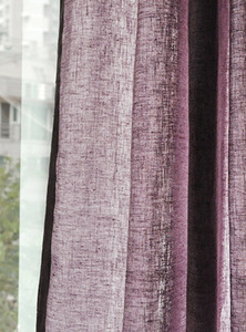Scenery Grape Curtain