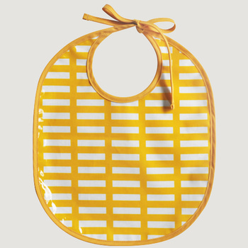 Toddler Scansen Yellow Baby Bib
