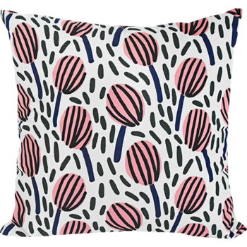 Tulipa Cushion by Jennifer Bouron