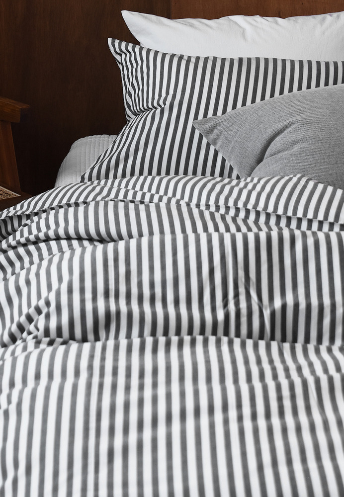 Bedding Set Bendel Gray