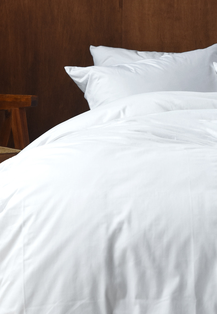 Bedding Set Standard White