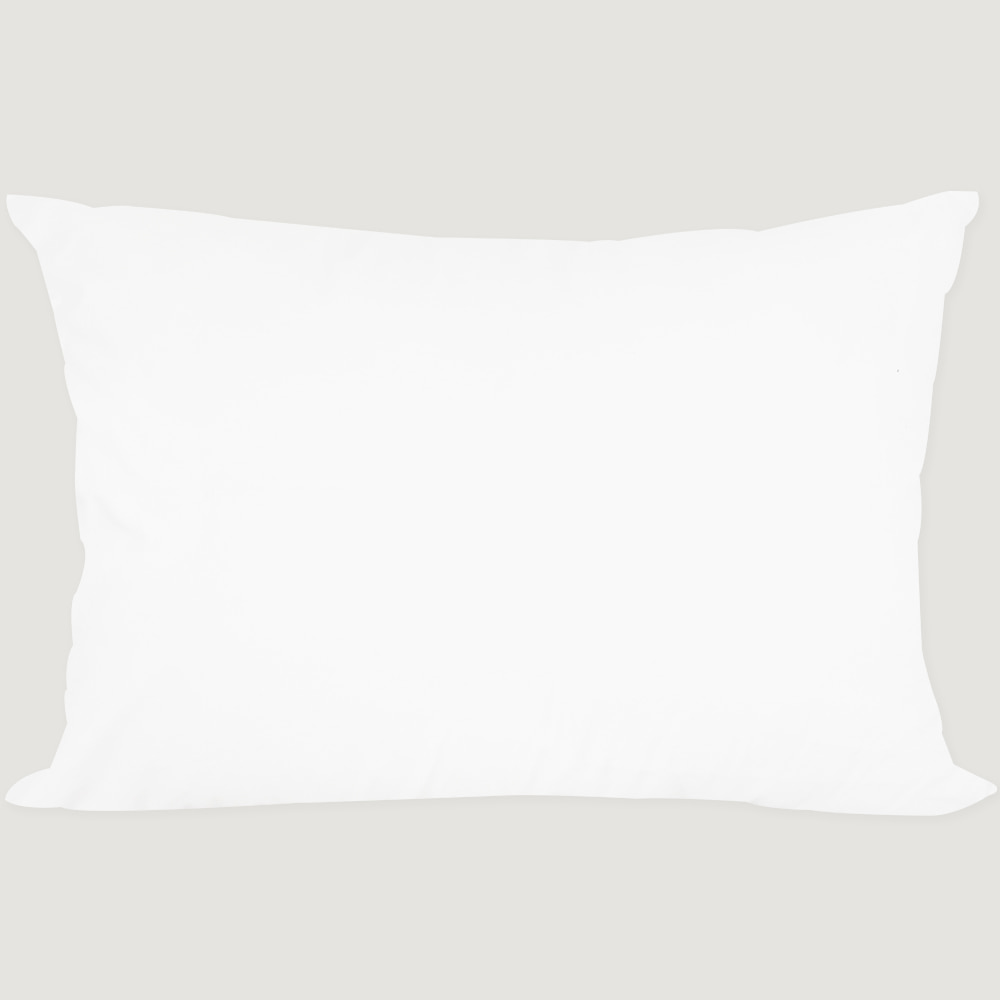 Pillowcase Algodon White