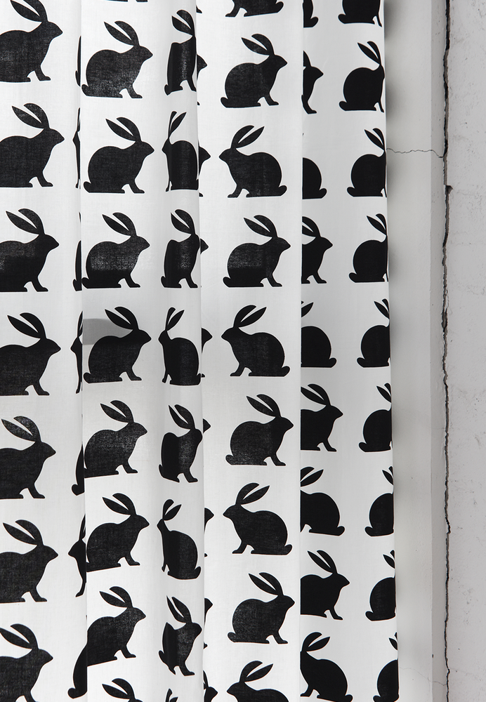 KBP Bunny Curtain