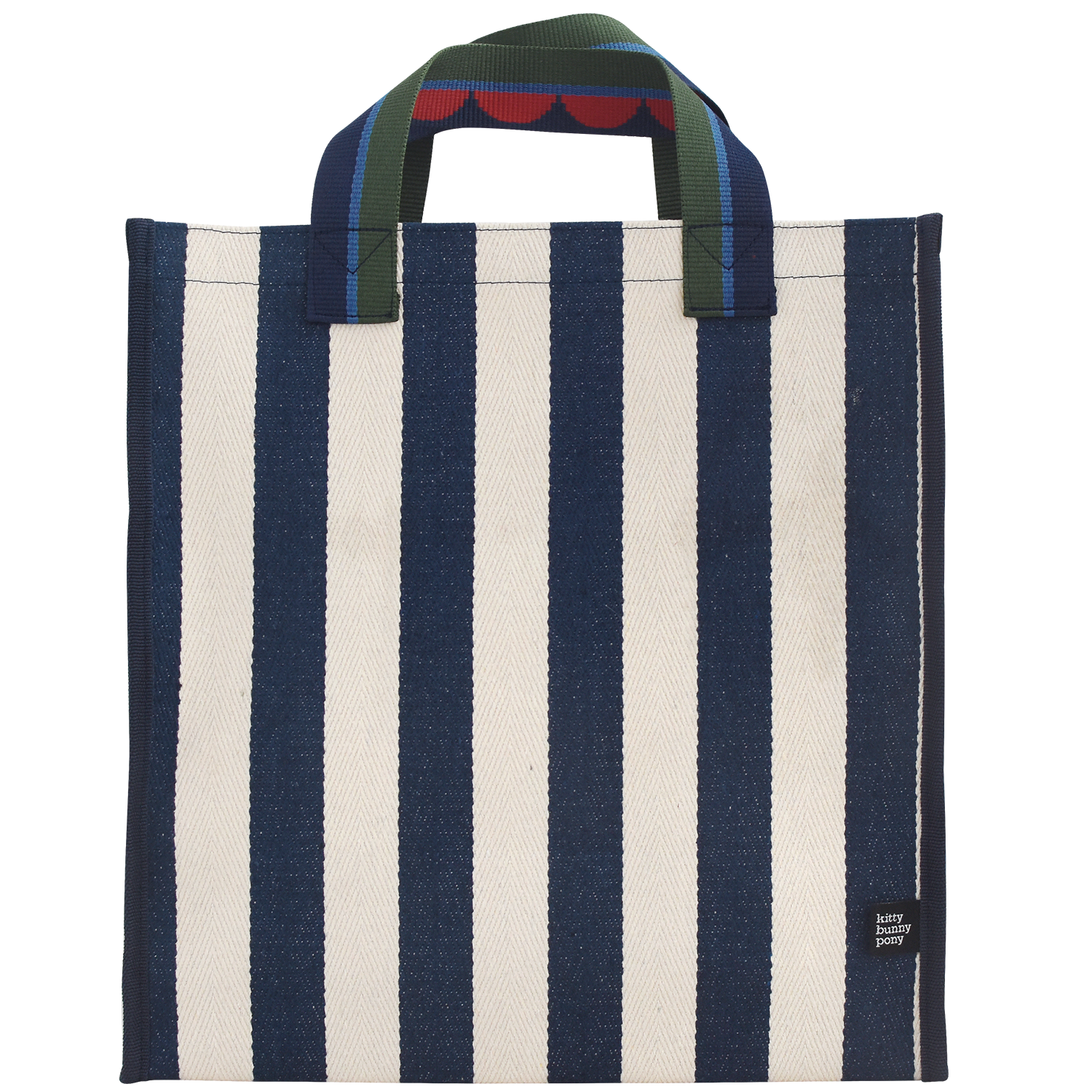 Tall Container Bag Navy Ⅱ