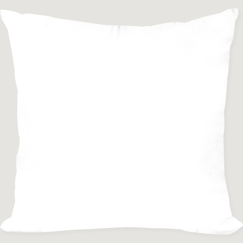 Pure White Sitting Cushion 50X50 (솜)