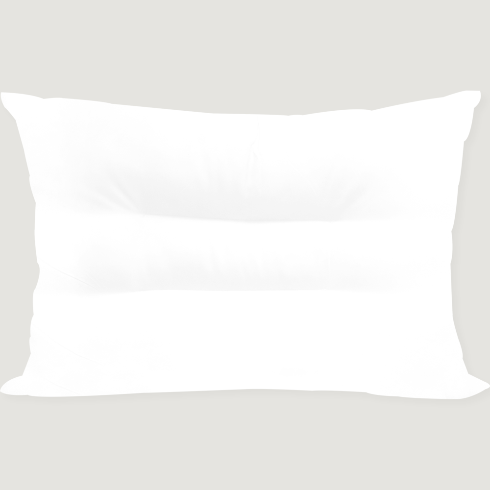 Microfiber Curve Pillow 50X70 (솜)