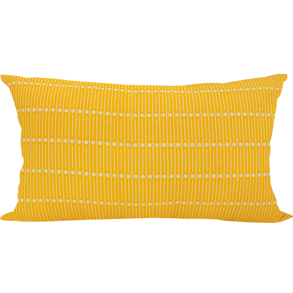 30 Miller Yellow Cushion