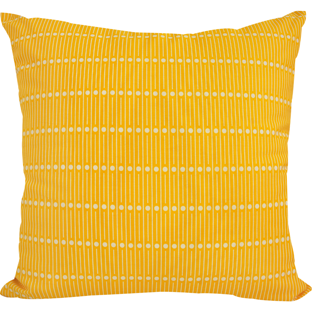 Miller Yellow Cushion