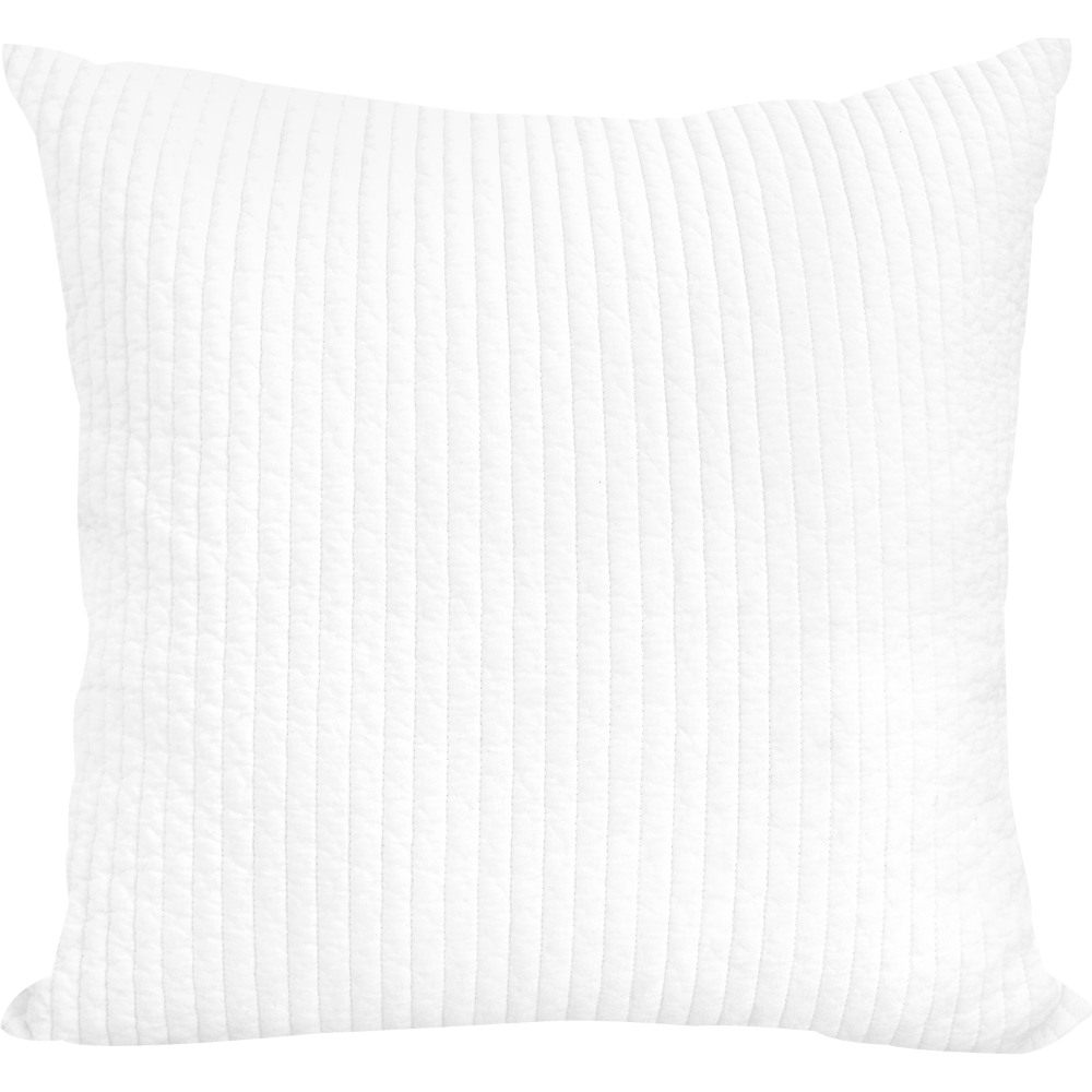 Embo White Cushion