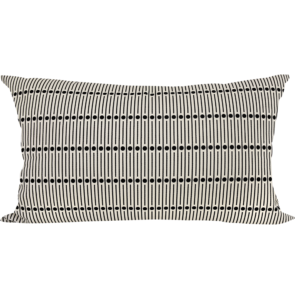 30 Miller Black Cushion