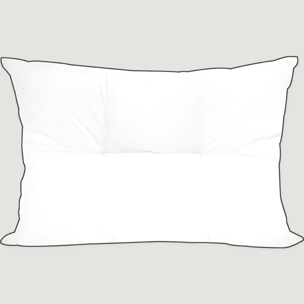 Microfiber Grand Curve Pillow 50X70 (솜)