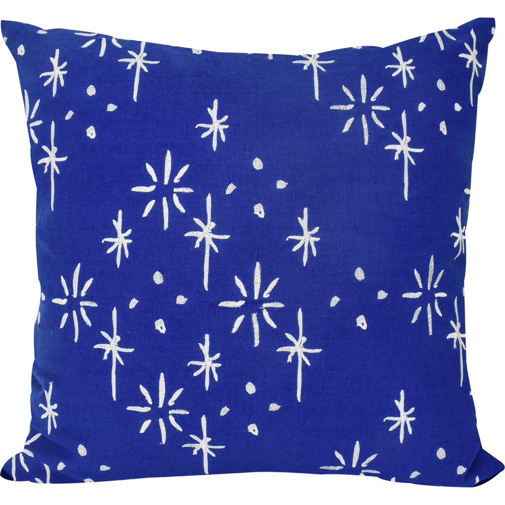 Starry Night Cushion by Tool Press