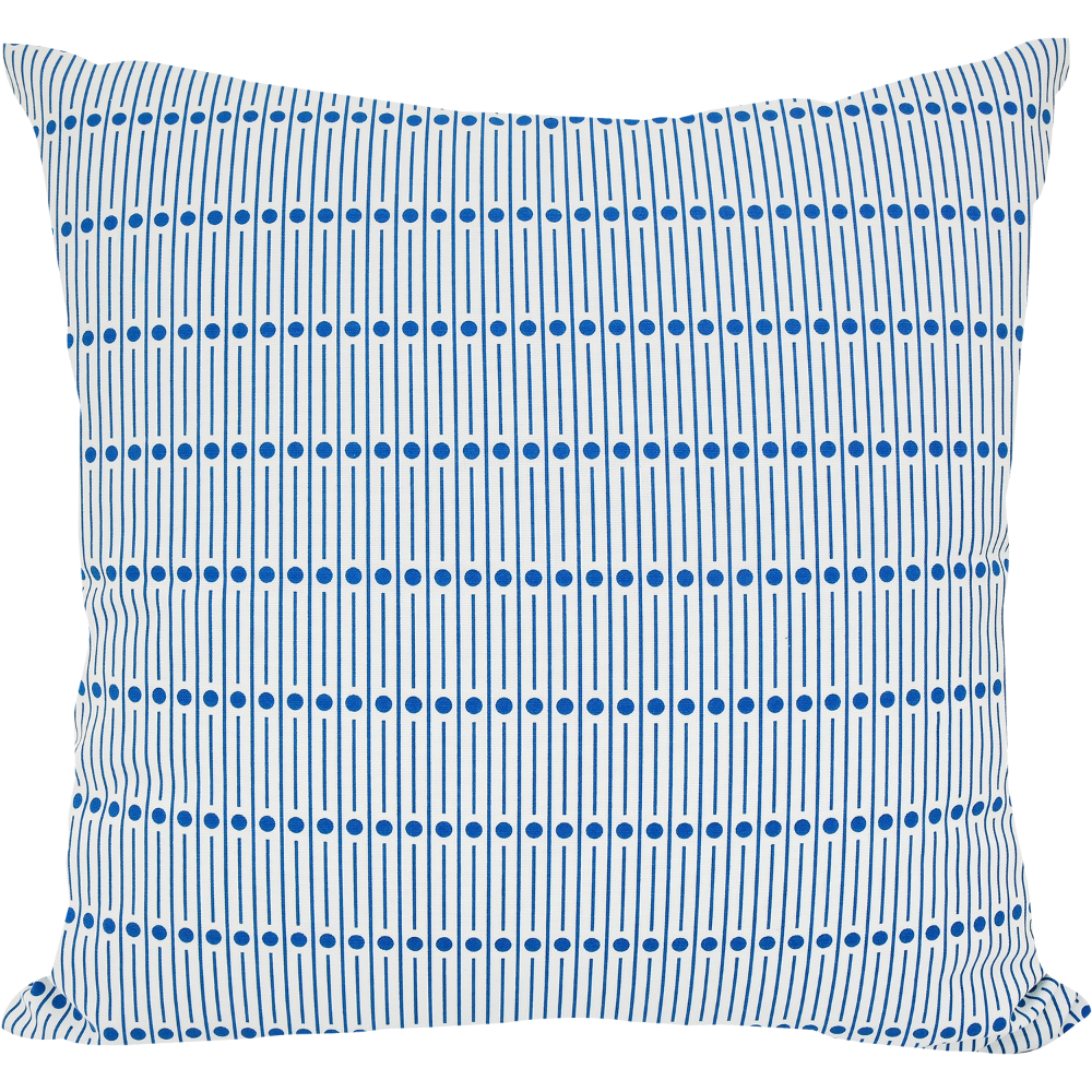 Miller Blue Cushion