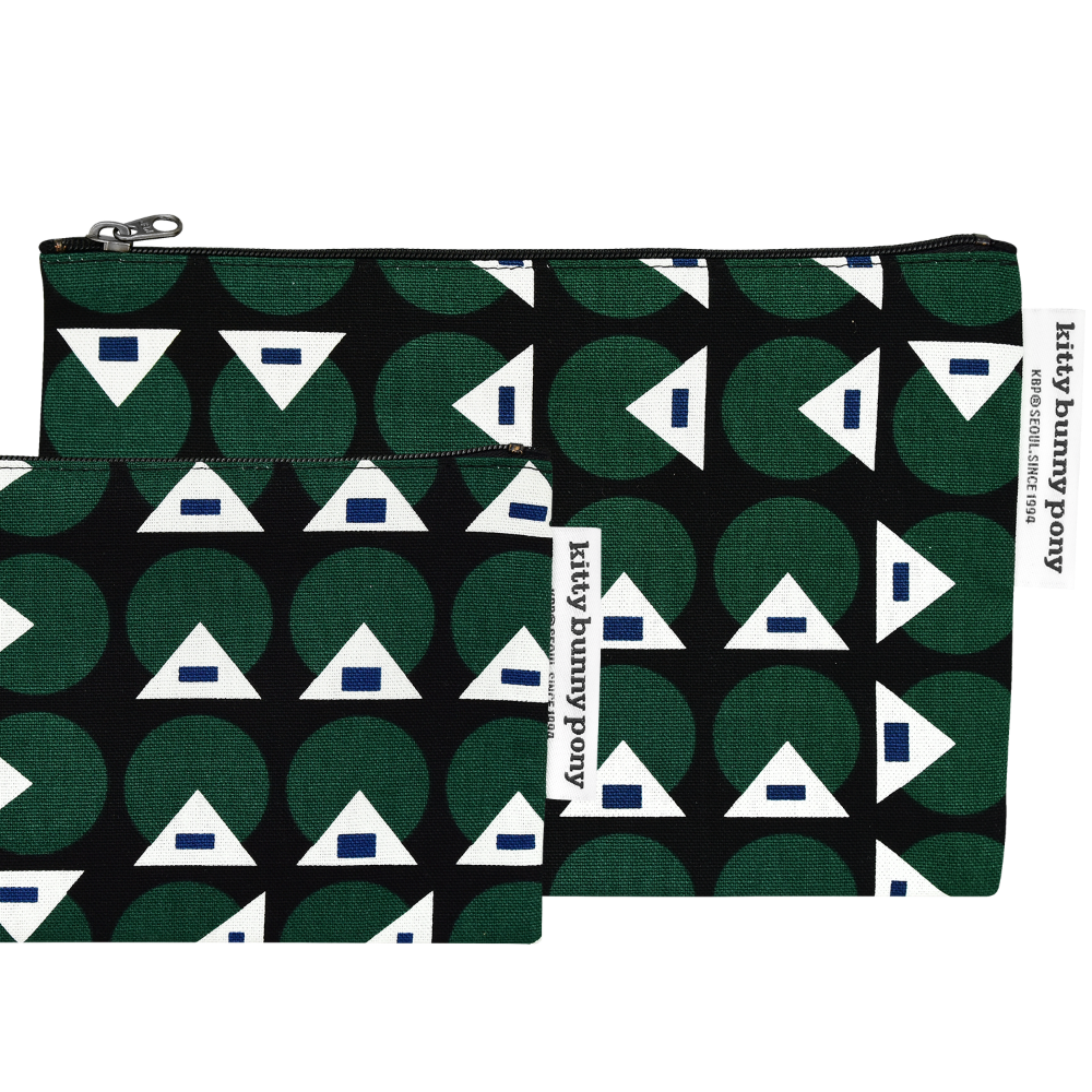 Patio Green Pouch