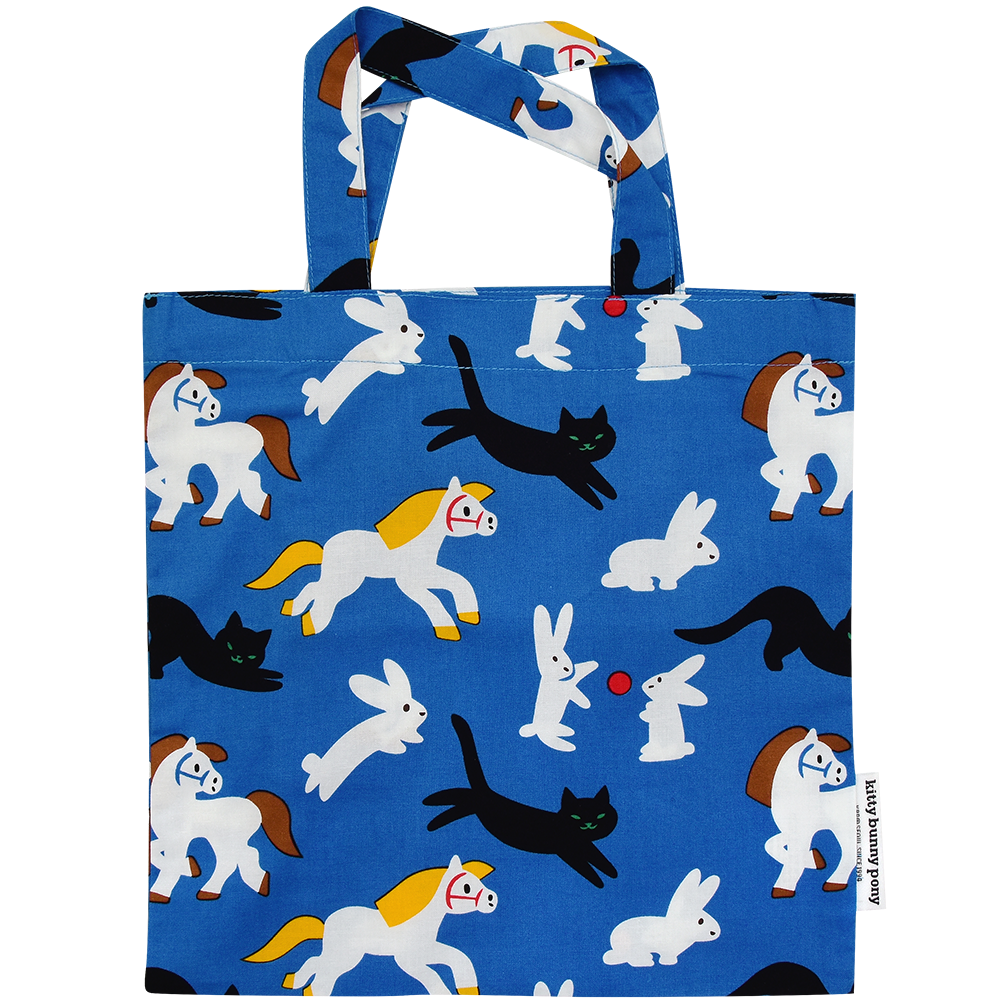 Kittybunnypony Enfant Bag by Virginie Morgand