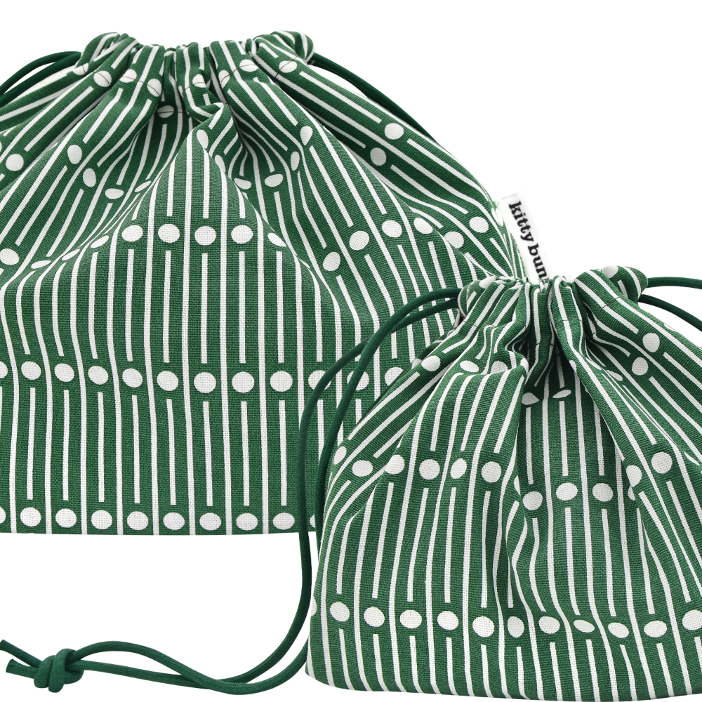 Miller Green Plump Pouch
