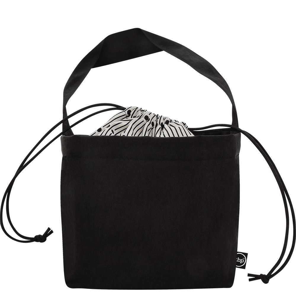 Easy Miller Black Cooler Plump Bag