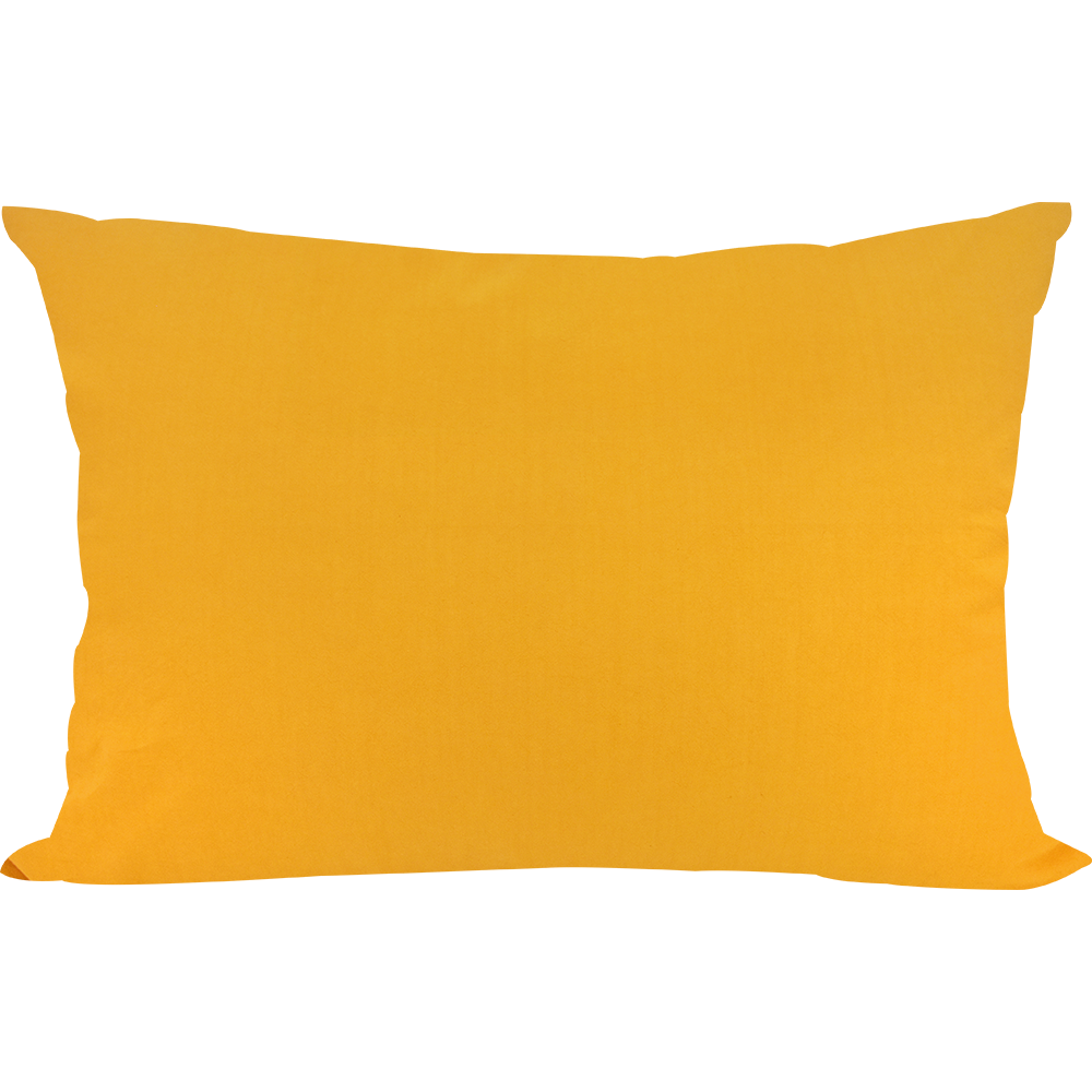 Algodon Yellow Pillowcase