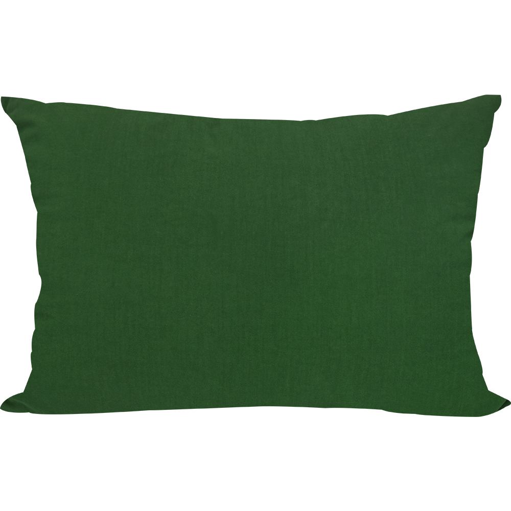 Algodon Green Pillowcase