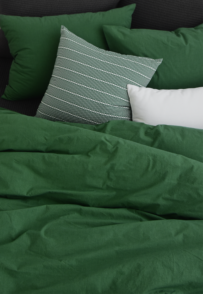 Bedding Set Algodon Green