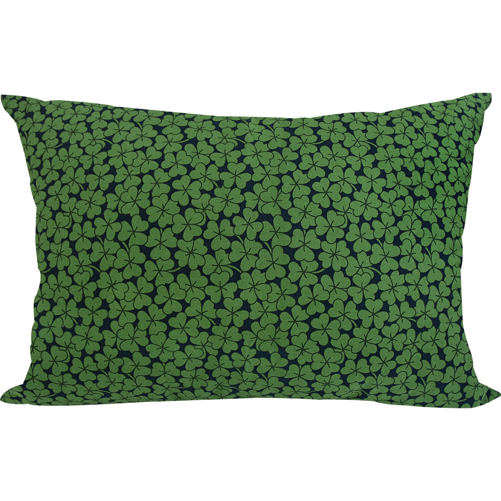 Lucky Clover Pillowcase