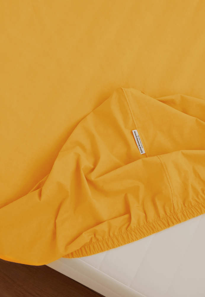 Mattress Algodon Yellow