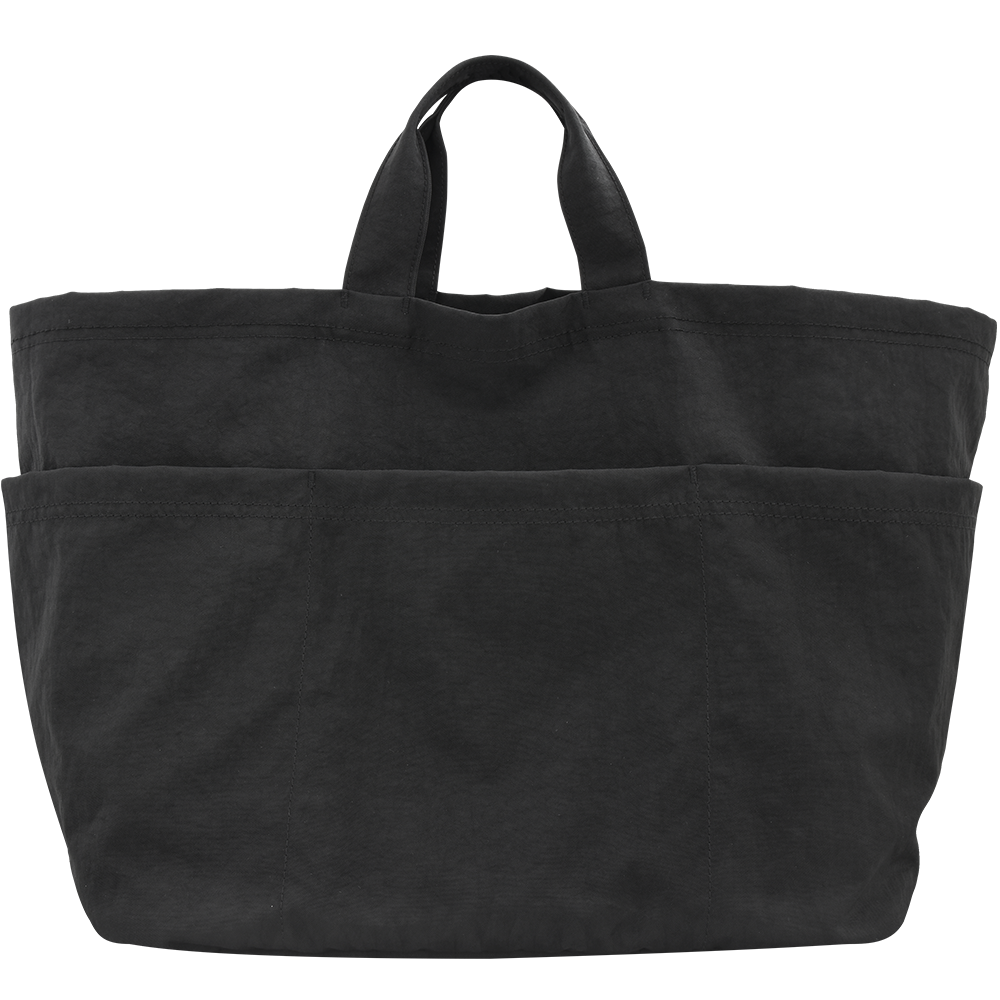 Large Easy Black Ground Bag
