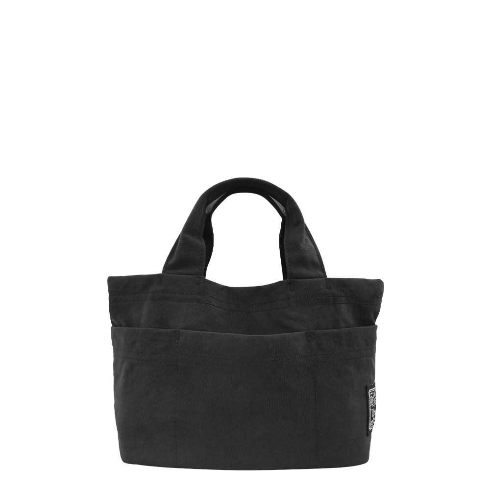 Small Easy Black Ground Bag