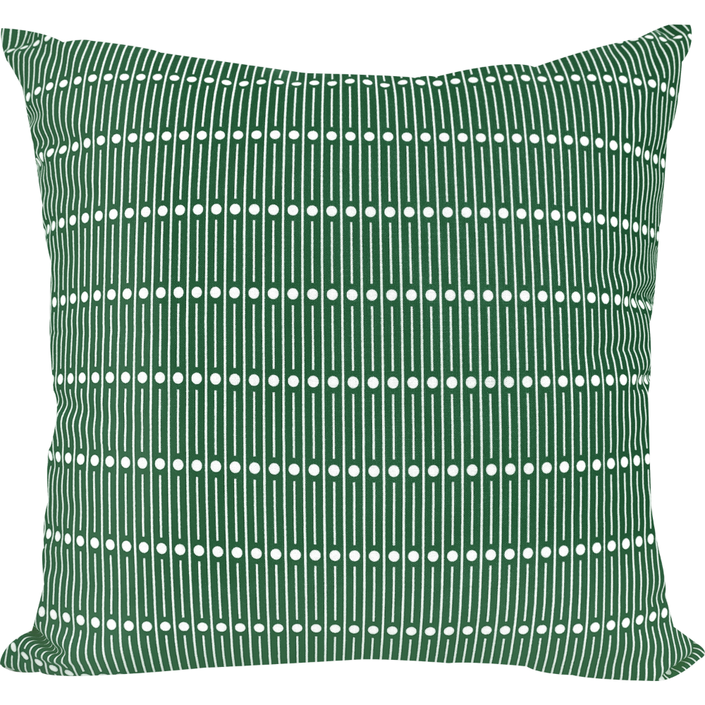 Miller Green Cushion