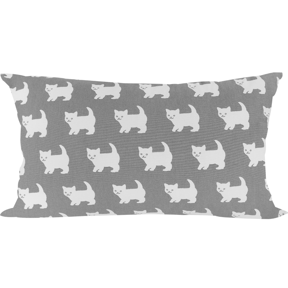 30 Happy Kitty Cushion