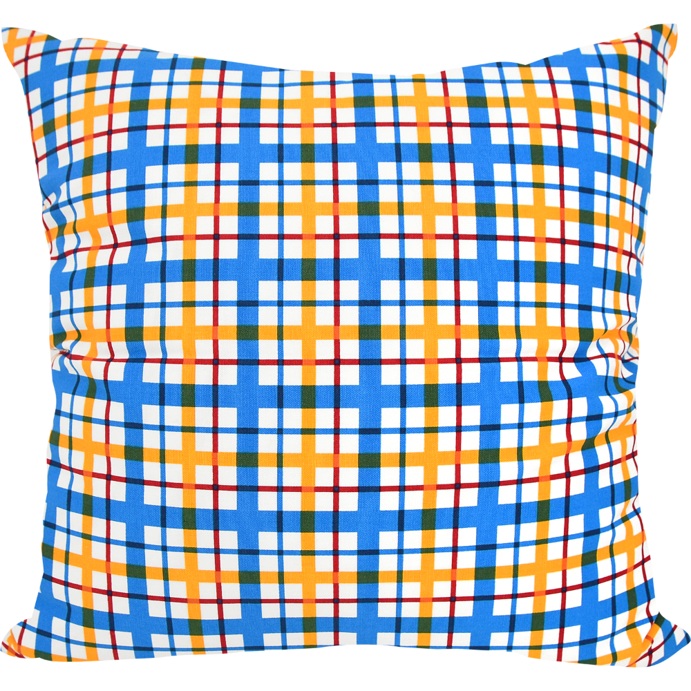 Madras Cushion